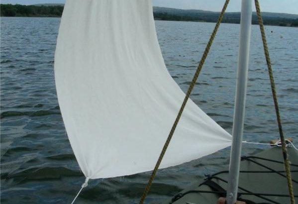 Chris Wilkinson sail